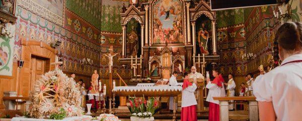 duszpasterze parafia wieprz